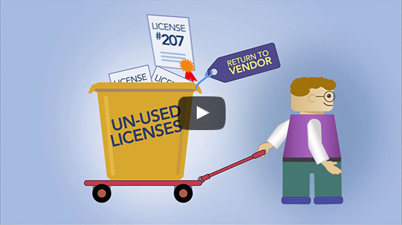 link to explainer video on managing IT assets in the cloud